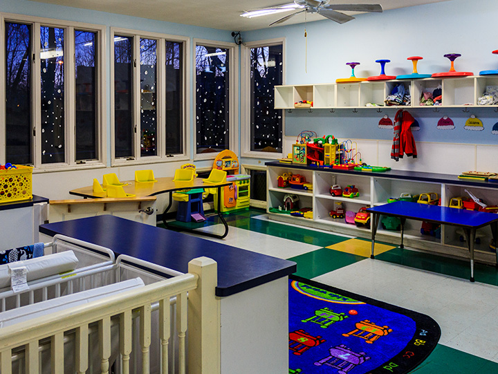 The Learning Center Preschool Classroom